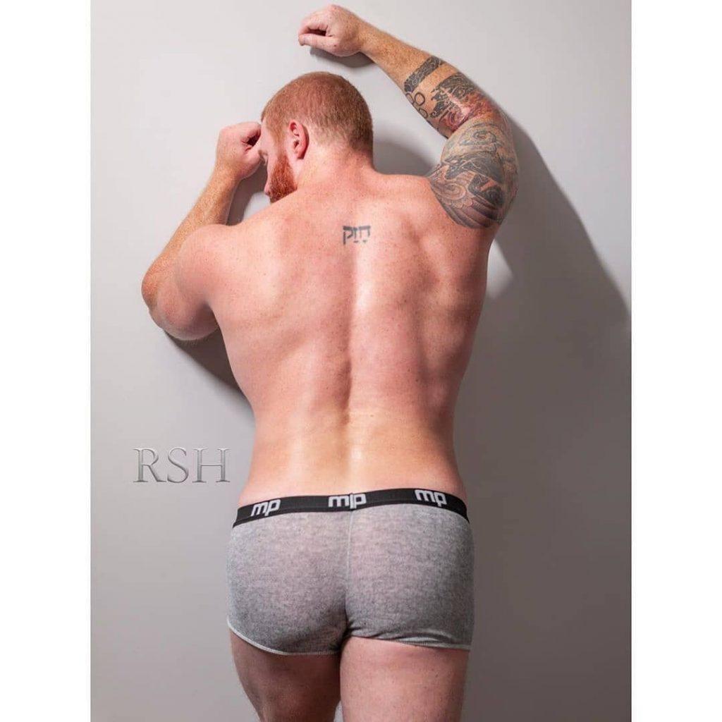 Josh Eddy in Male Power Underwear