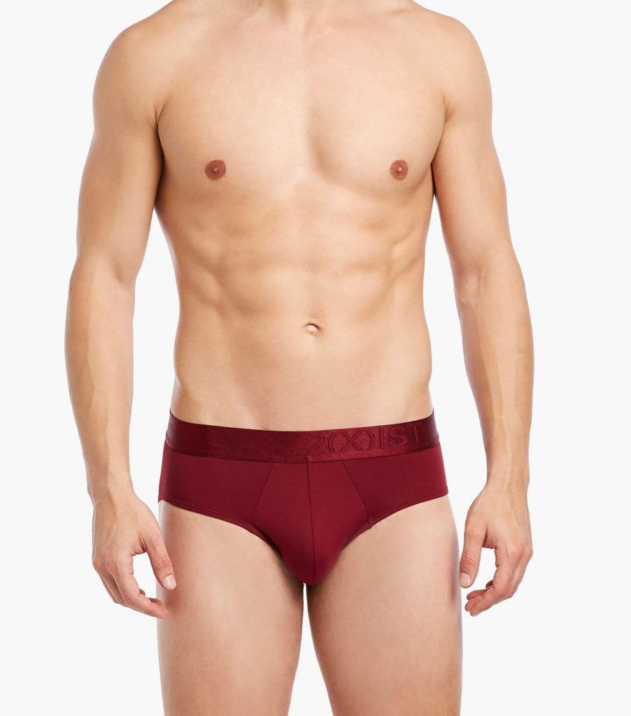 2xist Electric No-Show Briefs