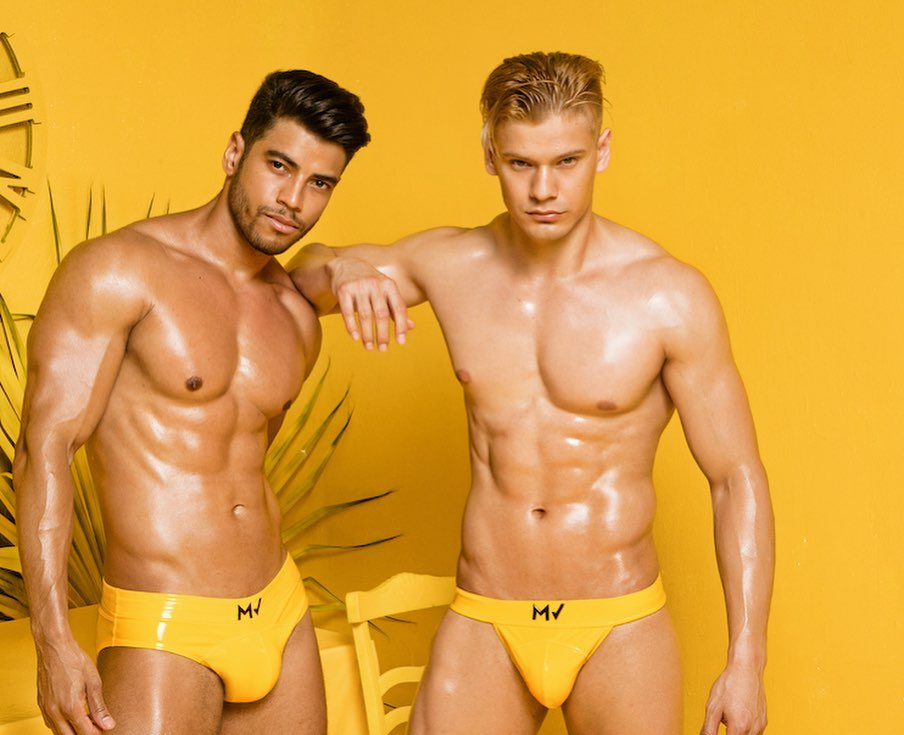 Models in Modus Vivendi Underwear