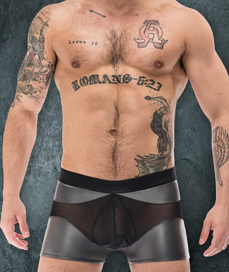 Men's Short Underwear