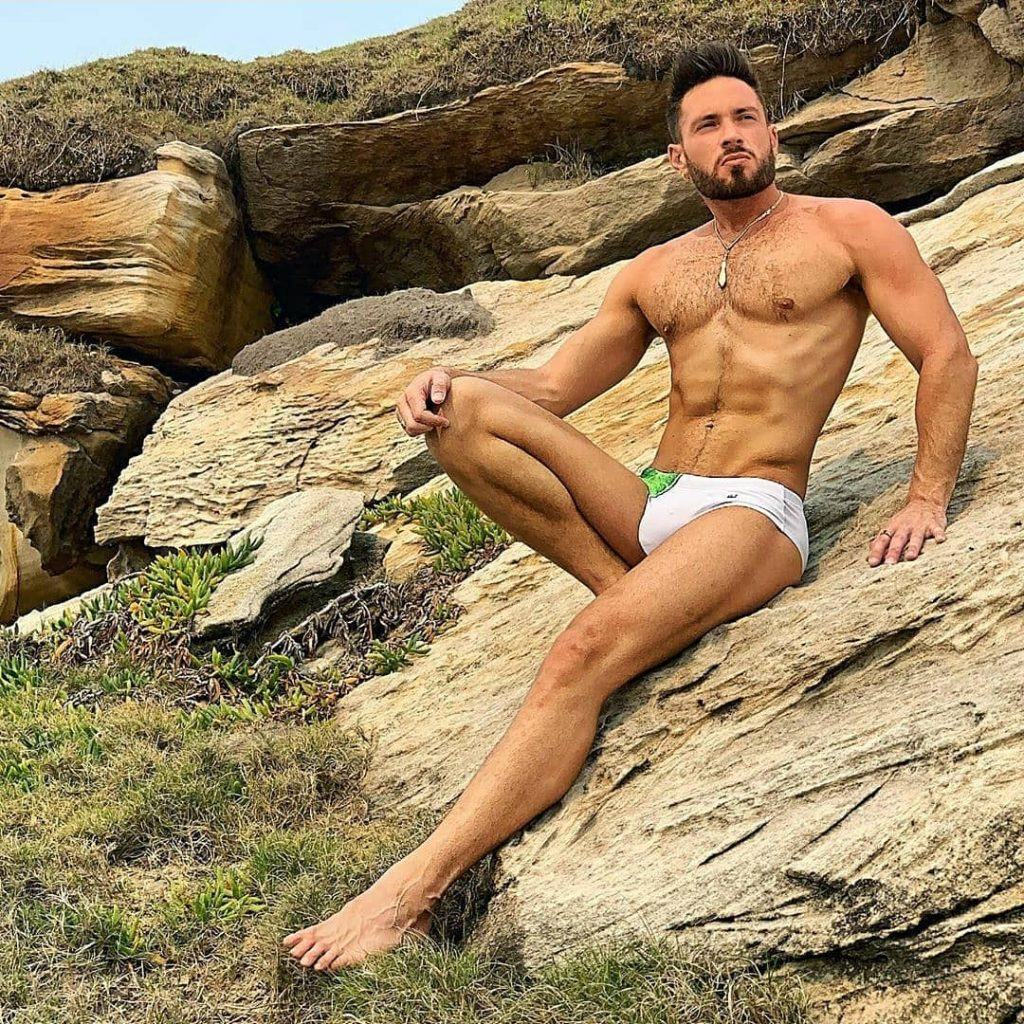 Sexy swimwear for men