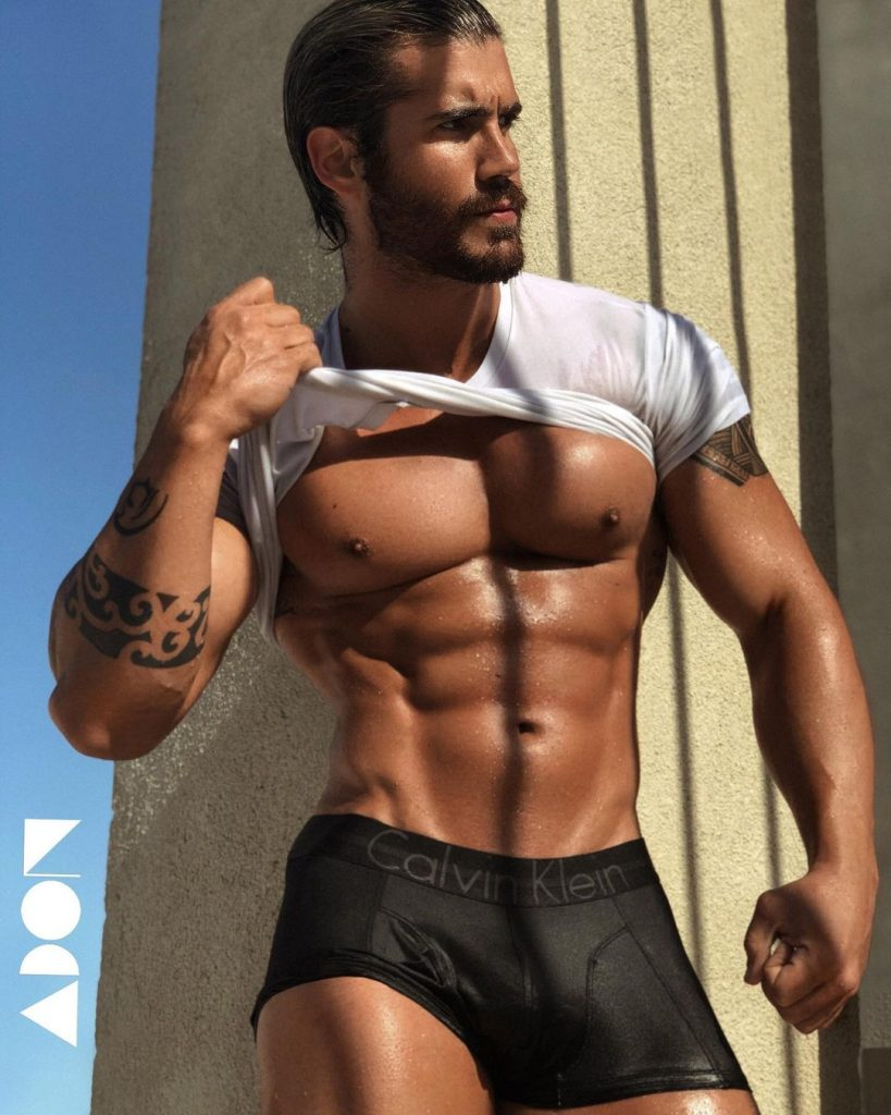 men's trunk underwear