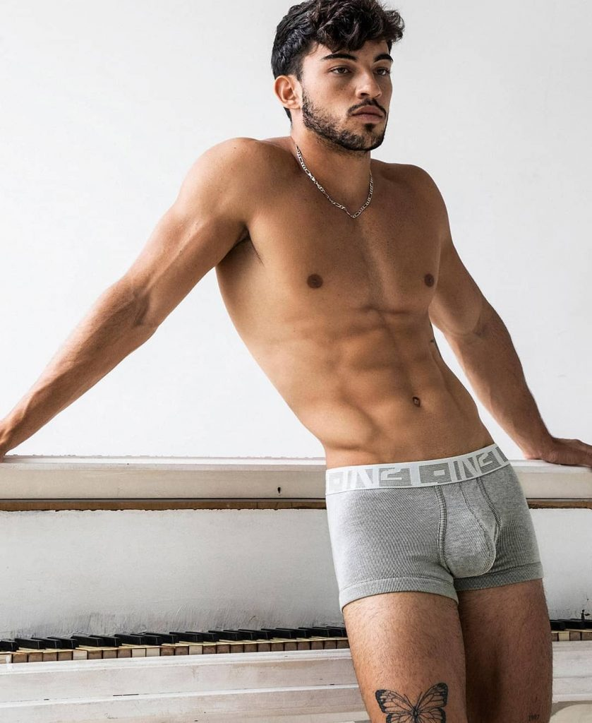 Core men's underwear