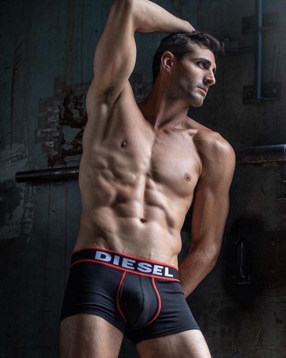 Diesel Men's Boxer Underwear