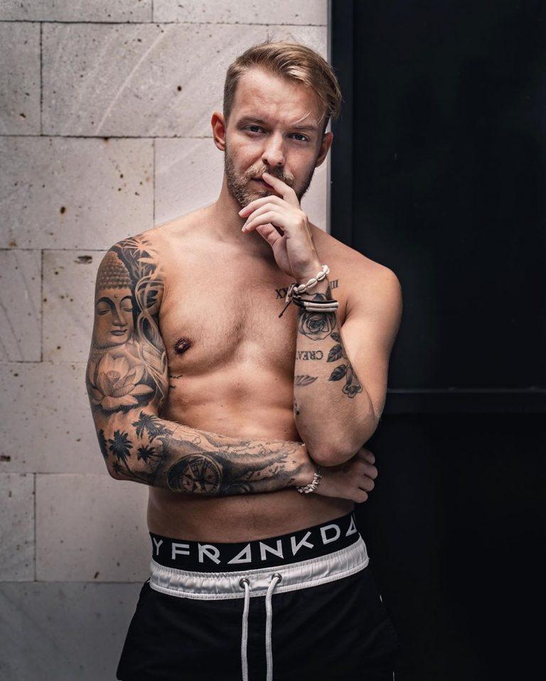 Designer underwear for men