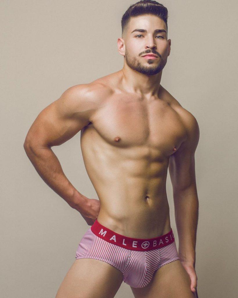 Male Basics Men's Brief Underwear