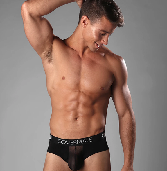 Covermale Mens thong underwear