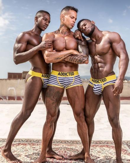 Hot mens Underwear models