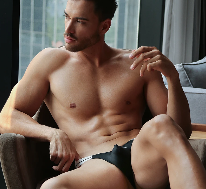 Thong underwear for men