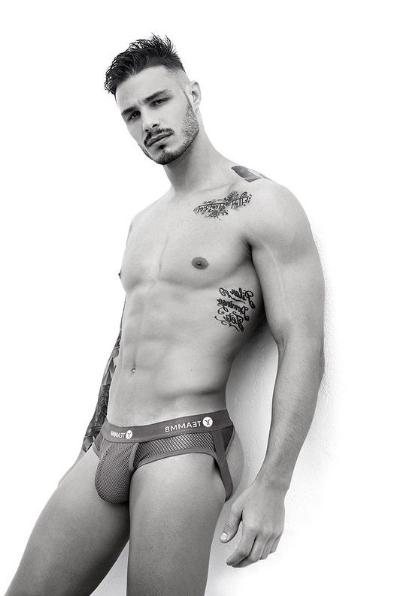 Model Jose Manuel