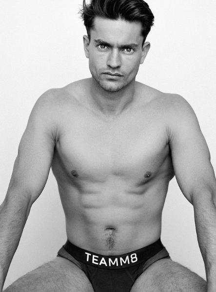Hot Model Alistair Morrell