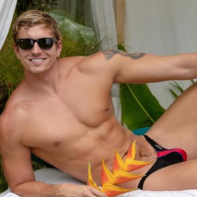 Male Bikini Underwear