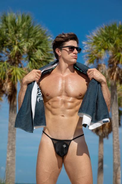 G-string underwear for men
